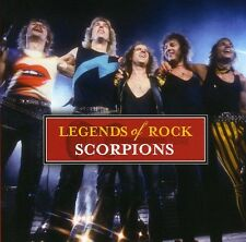 Scorpions - Legends of Rock [New CD]