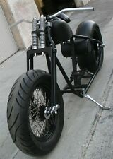 Custom Built Motorcycles: Bobber