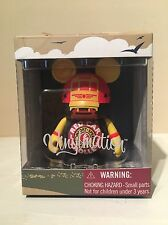 Disney Vinylmation California Adventure Red Car Trolly