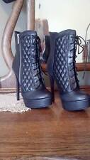 Paper Fox stiletto  heeled Felicia style boots size 6