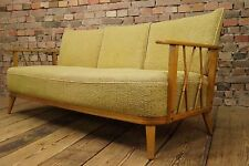 WOW 60s VINTAGE SOFA DAYBED DANISH SOFABED BED COUCH SETTEE RETRO WOW