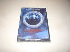 STARGATE SG.1 SEASON 1 DVD BOX SET 5 DISC BRAND NEW AND SEALED