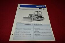 Fiat Allis Chalmers FL10-B Crawler Loader Dealers Brochure YABE11 vr1