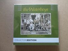 The Waterboys ‎– Fisherman's Blues - 2008 UK 2xCD Remastered Collector's Ed RARE