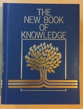 The New Book of Knowledge (2003, Hardcover)