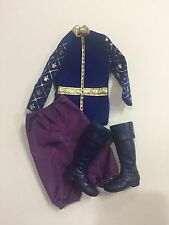 Deboxed Ken Clothes -  prince outfit