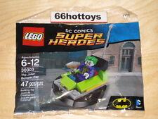 LEGO 30303 DC Comics Super Heroes The Joker Bumper Car NEW