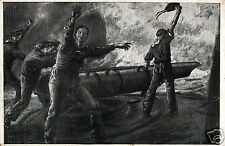 18209/ Künstler AK Roloff Ein Volltreffer, ca. 1915