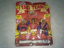 VTG AWA All Star Wrestlers Tag Team Fabulous Freebirds MOC WWF WWE WCW REMCO
