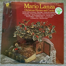 Sealed Mario Lanza Christmas Hymns and Carols  Pickwick CAS-777(e) 1977
