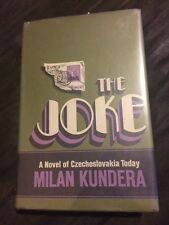The Joke by Milan Kundera (1969, Book) 1st Edition/1st Printing