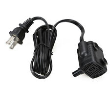 AC 110V 3W 200L/H 44GPH Submersible Water Pump Aquarium Fountain Fish Pond Pool