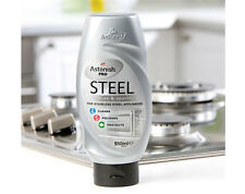 Astonish Pro Steel Clean And Polish Stainless Steel Cleaner Kitchen Appliances