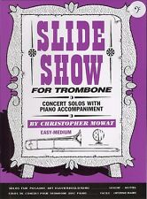 Slide Show for Trombone Bass Clef - Same Day P+P