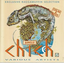 V/a  – Chich 5: Exclusive Ragamuffin Selection      NEW CD
