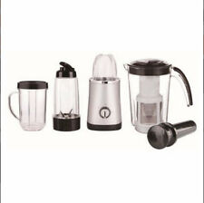 Jug Blender 4 in 1 Multifunctional Smoothie Maker Fruit Juicer Grinder 1.5Litre