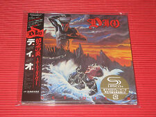 DIO HOLY DIVER   JAPAN MINI LP SHM 2 CD DELUXE EDITION