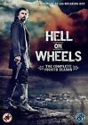 Hell on Wheels Season 4 DVD (New/sealed) *