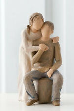 Willow Tree You and Me figurine #26439 figurines parents couple love Demdaco