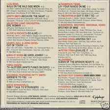 RARE 80'S CD Lou Reed LOVE & ROCKETS men at work RICK SPRINGFIELD thompson twins