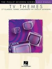 TV Themes: 17 Classic Tunes (Easy Piano Songbook), Keveren, Phillip, Good Book