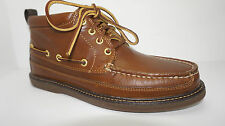 Sperry Top-Sider Men's Gold Cup STS12541 A/O Chukka Tan Leather Boots Size 8 NIB