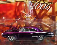 JOHNNY LIGHTNING 70 1970 DODGE SUPER BEE HOLIDAY CLASSIC CHRISTMAS ORNAMENT CAR