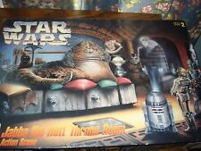 VINTAGE Star Wars Jabba the Hutt Throne ROOM ACTION SCENE AMT SKILL LEVEL 2