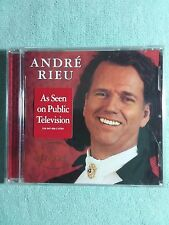 ANDRE RIEU - 100 YEARS OF STRAUSS CD NEW/SEALED  *BUY 2 SAVE 10%