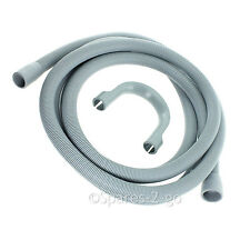 Drain Outlet Hose For Servis Washing Machine 2.5m  30mm 22mm