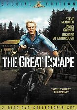 The Great Escape ~ Collector's Edition 2-Disc DVD with Slipcover FREE Shipping