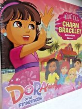 Dora The Explorer Friends Magical Charm Bracelet Game Nickelodeon