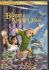 """DVD """"LE BOSSU DE NOTRE DAME"""" disney N 43 édition classique   NEUF SOUS BLISTER"""