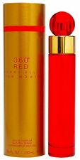 360 Red Women by Perry Ellis 3.3 / 3.4 oz / 100 ml EDP Perfume Spray NEW IN BOX