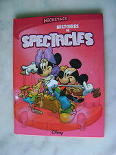 Mickey & co - Histoires de spectacles - EO