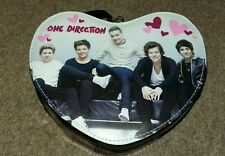 One Direction Heart - Shaped Secret Storage Box with Lock