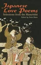 Japanese Love Poems : Selections from the Manyoshu (2005, Paperback)