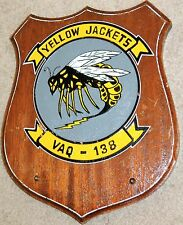 US Navy Electronic Attack Squadron 138 (VAQ-138) Yellow Jackets, Prowler Growler