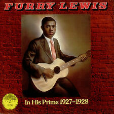 FURRY LEWIS In His Prime 1927-1928 YAZOO RECORDS Sealed 180 Gram Vinyl LP