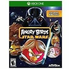 Angry Birds Star Wars XboxOne Game, New UNOPENED, FREE SHIP