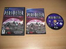Perímetro PC DVD ROM-con Manual Original-Envío rápido