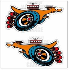 Ford XY GT SUPER ROO - Decal  - Stickers