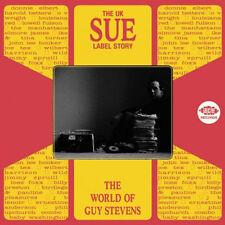 """THE UK SUE LABEL STORY  """"THE WORLD OF GUY STEVENS""""  26 KILLER R&B TRACKS"""