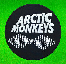 Arctic Monkeys Music Rock Band England Jacket Shirts Embroidered Iron On Patch
