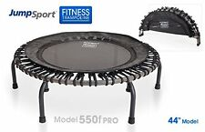 JumpSport Fitness Trampoline Model 550F PRO - Top Rated for Quality and Durab...