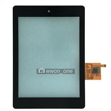 Black Acer Iconia Tab A1 A1-810 Touch Screen Digitizer Glass Replacement Parts