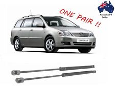 Set of 2 Tailgate Gas Struts for Toyota Corolla Station Wagon 01 to 07 ZZE122R