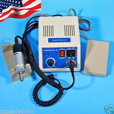 Dental Electric MARATHON Micro Motor Polishing Machine w/ Micromotor Handpiece