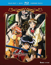 The Vision of Escaflowne: Part One (Blu-ray/DVD Combo) NEW