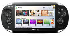 "Sony PlayStation Vita PS Vita Wi-Fi Gaming Console 128MB Handheld System 5"" OLED"
